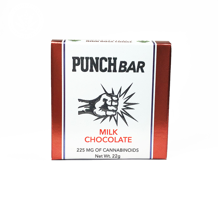 Punch Bar 'Milk Chocolate'
