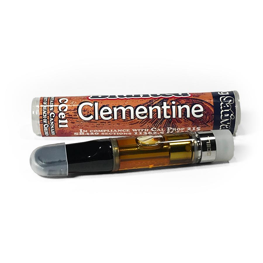 Blunted 'Clementine' Vape Cartridge