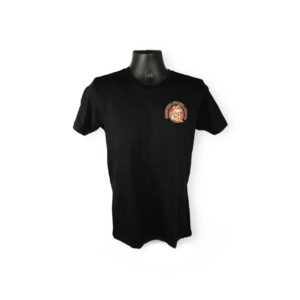 Men's Black Blunted Beaver Shirt