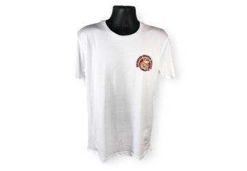 Men's White Blunted Beaver Shirt