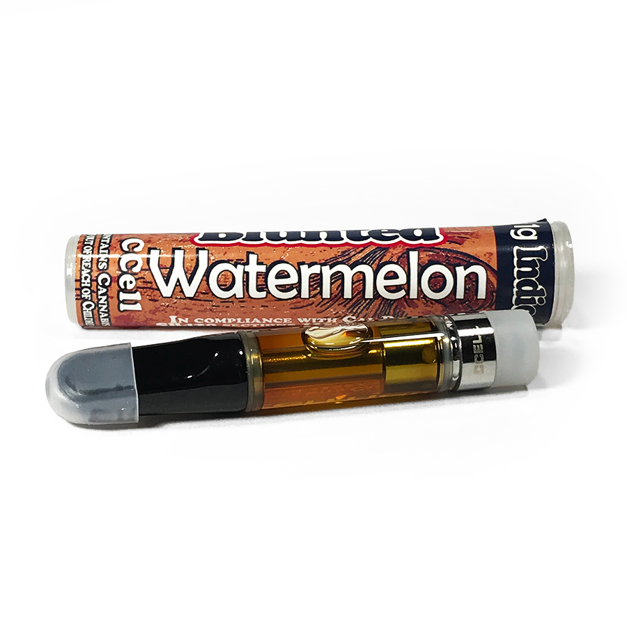 Blunted 'Watermelon' Vape Cartridge