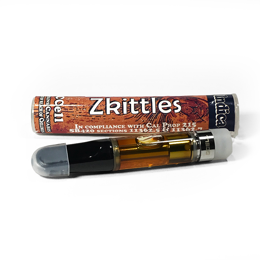 Blunted 'Zkittles' Vape Cartridge