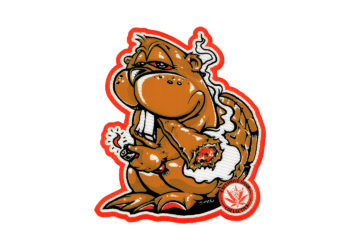 Blunted Beaver Silicone Dab Mat