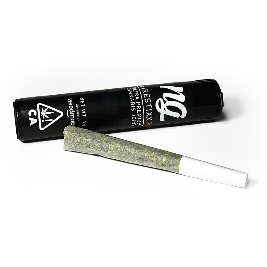 Nameless Genetics 'Mega Supreme' Prerolled Joint