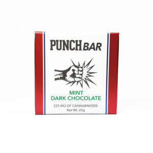 Punch Bar 'Mint Dark Chocolate'