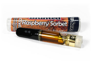Blunted 'Raspberry Sorbet' Live Resin Sauce Pen