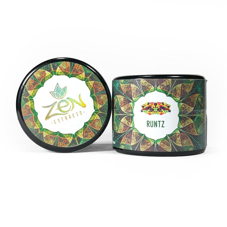 Zen Extracts 'Runtz' Live Badder
