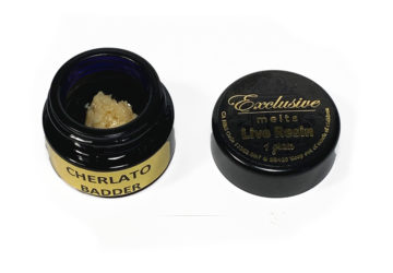 Exclusive Melts 'Cherlado' Badder
