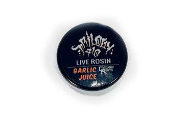 Trilogy 710 'Garlic Juice' Live Rosin 2g