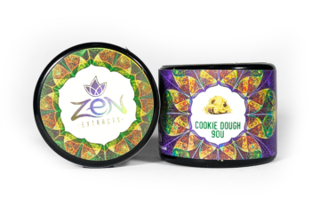 Zen Extracts 'Cookie Dough' 90u Live Rosin