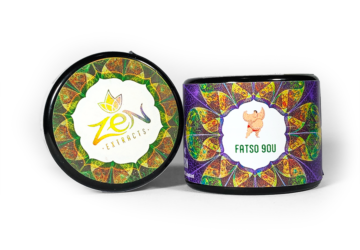 Zen Extracts 'Fatso' 90u Live Rosin