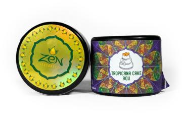 Zen Extracts 'Tropicana Cake' 90u Live Rosin