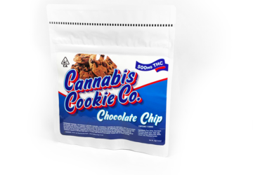 Cannabis Cookie Co. 'Chocolate Chip'