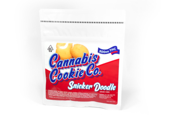 Cannabis Cookie Co. 'Snicker Doodle'