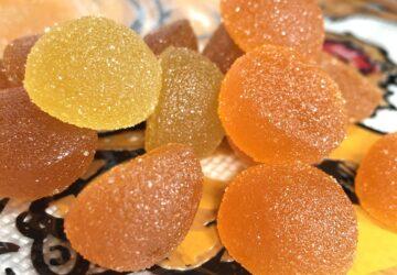 Blunted 'Ice Water Hash' Vegan Gummies